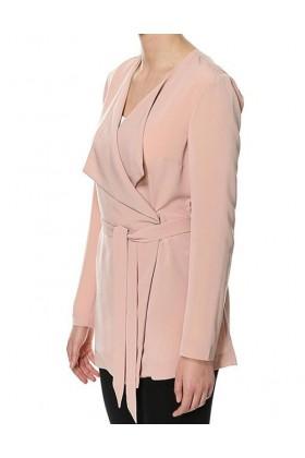 Trench roz pal elegant  - 4