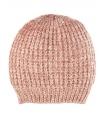 Caciula tricotata roz  - 2