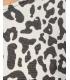 Rochie lejera cu imprimeu stil leopard  - 4