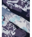 Kimono bleumarin cu imprimeu floral  - 9