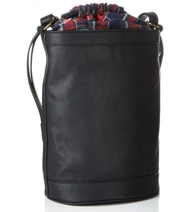 Geanta de umar neagra tip sac  - 3