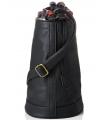 Geanta de umar neagra tip sac  - 6