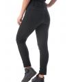 Colanti stil pantalon culoare neagra  - 2