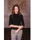 Pulover Emily Negru  - 2
