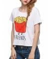 Tricou Funky Friends Fries