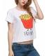 Tricou Funky Friends Fries  - 2