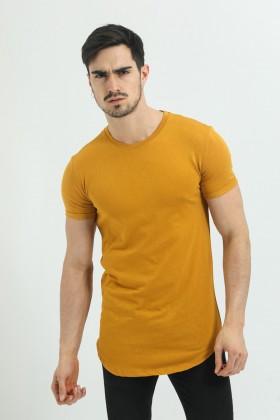 Tricou galben, clasic Frilivin - 2